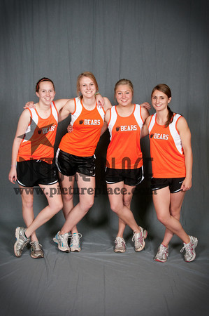 White Bear Lake Girls Track 2010-2011