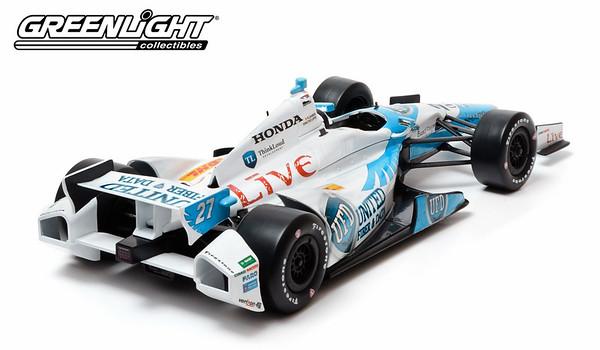 Indy - 2014 - James Hinchcliffe
