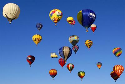 Nevada and Reno Hot Air Balloons