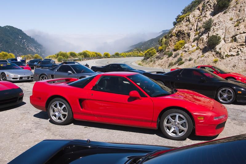 2006 06/11: CalCoastal NSX Canyon Drive VI