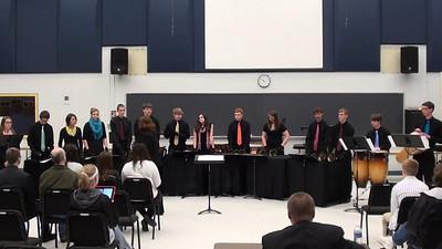 Bell Choir State Performance