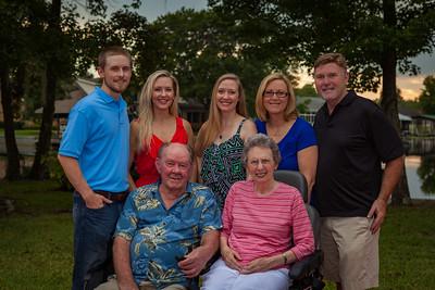 Lightsey Family September 2015