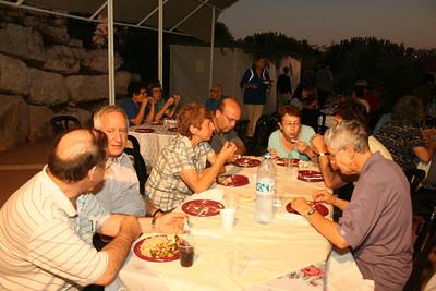 barbeque after Sukkot tiyul 2009