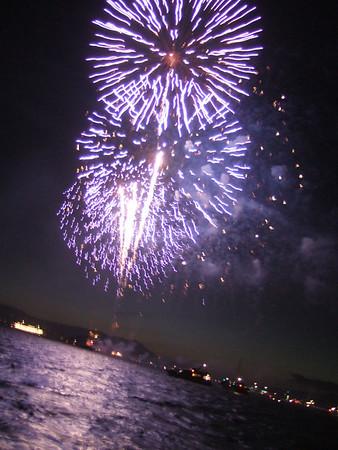July 4 2007 Sailing