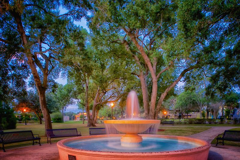 WPP2200 Veteran's Fountain