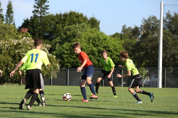 Soccer-Chase 2016