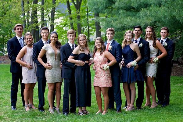 Corrigan Prom Photos
