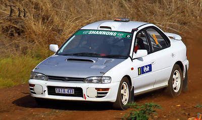 Forest Rally 2014