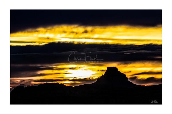 Little Grand Canyon Sunrise, UT