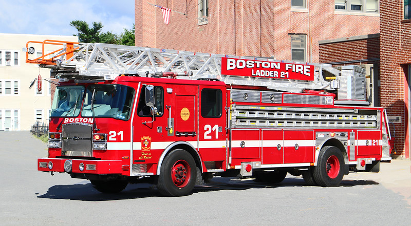 Ladder 21   2016 E-One Cyclone Metro.  100' RM
