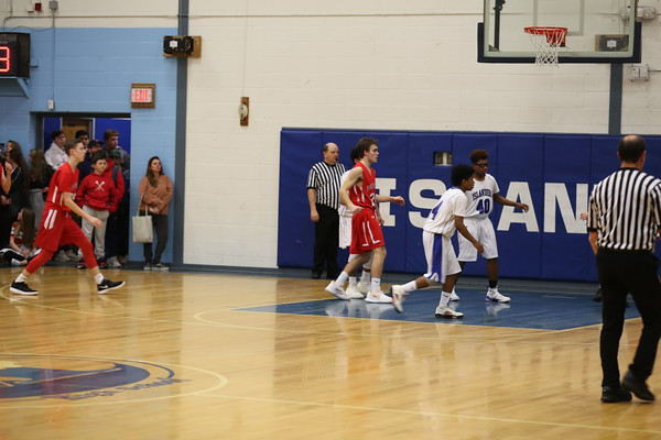 2019 02 06 Basketball PHS vs MHS