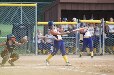 Lexi Weltz 2014 softball