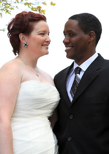 Katie and Eric Thomas, October 6, 2012