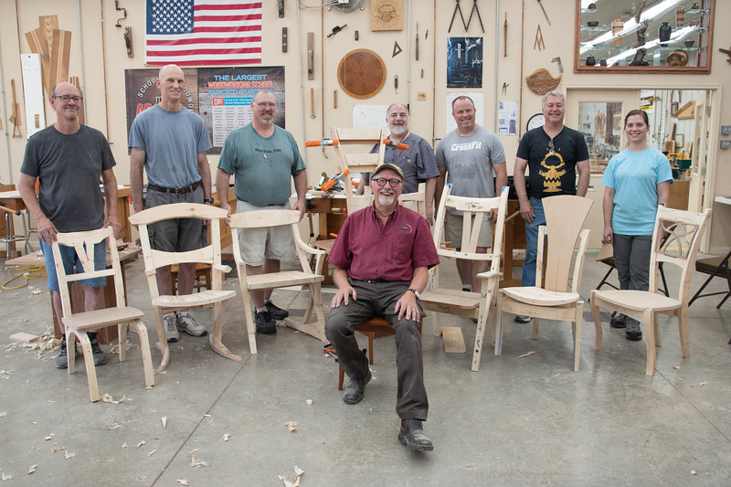Designing Chairs with Michael Fortune