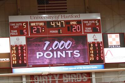 Hawks v. UMBC (January 19, 2015)