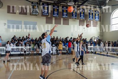 Faculty Basketball Game