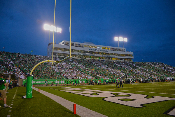 9.22.18 Marshall Football v. NC State