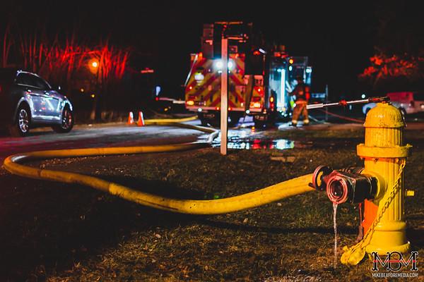 Westland MI, House Fire 3-21-2020