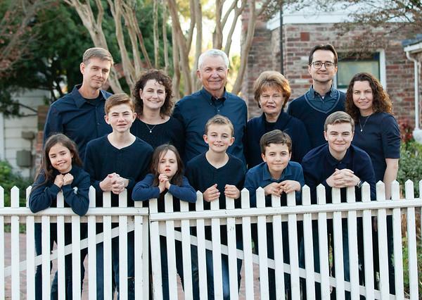 December 2019 Ingersoll Family