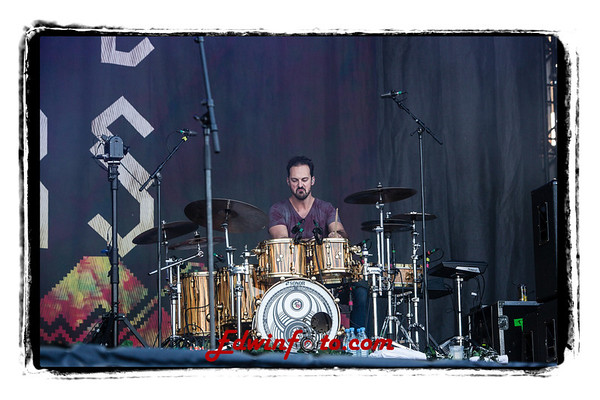Crystal Fighters @ Rock Am Ring 2014