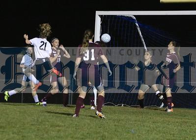 SW vs Livingston Manor Girls