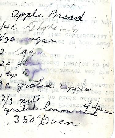 Josephine Gwynn Heaton Recipes