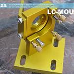 SKU: LC-MOUNT/1, Laser Reflecting Mirror Frist Mounting for TruCUT Lite Desktop