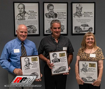 2019 Northeast Dirt Modified Hall of Fame Inductions- John Meloling