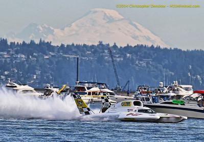 2014 Seattle: Friday