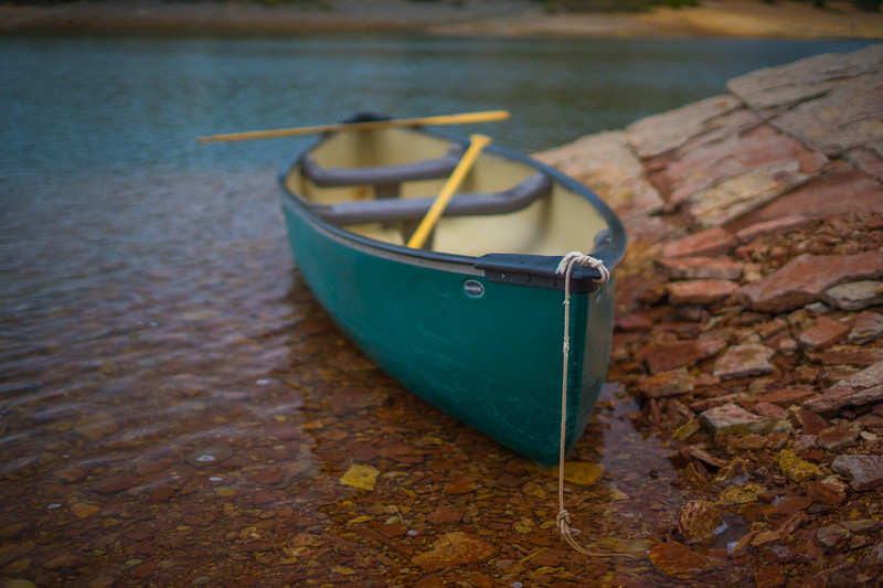Boating - Canoe