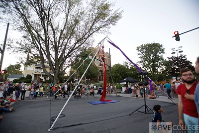 Amherst Block Party 2015