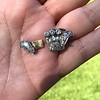 1.52ctw Victorian Diamond Crown Motif Clasp 3