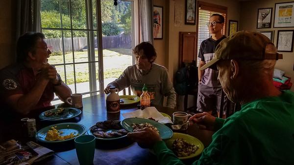 2018-06-17 - Larison Creek Trail, Oakridge, Oregon