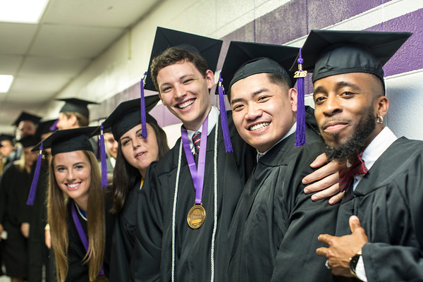 Commencement Spring 2018
