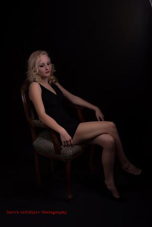 Breana Talbot studio-noir