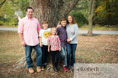 The DeCourcey Family
