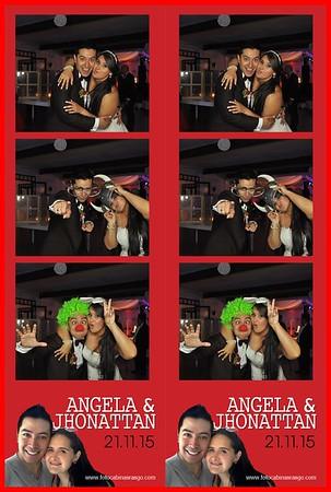 Boda Angela y Jhonathan
