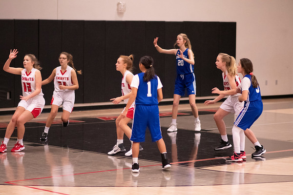 MS Girls Basketball (D1)