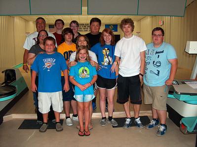 First Presbyterian Church Youth Group