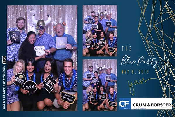 Crum & Forster (Magic Mirror Photo Booth)