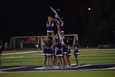 2013 Sequoia Varsity Cheerleaders and Dancers