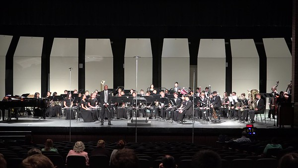 UIL Wind Ensemble 4/18/2017