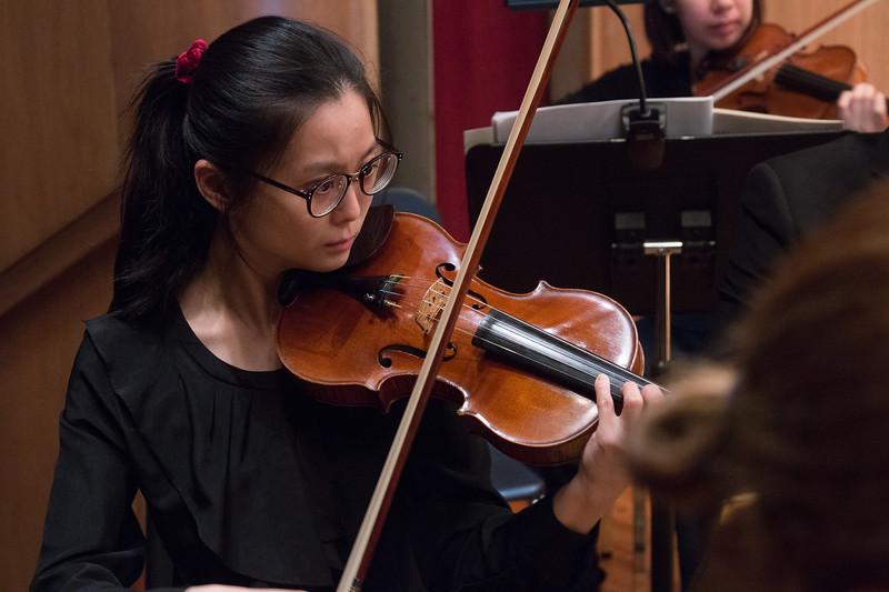 Ting-Tai Yen -- Hopkins Symphony Orchestra, April 2017
