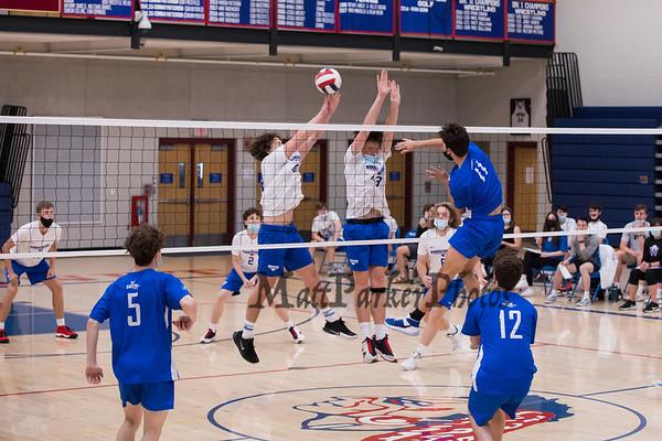2021-5-20 WHS Boys Volleyball vs Salem