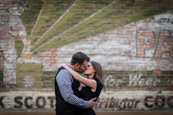 Rebecca & Brendan | Larimer Square