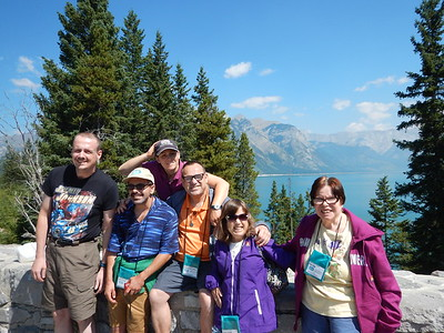 Canadian Rockies Train Trip #1735 (Aug 2-8)