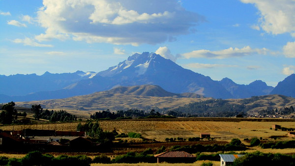 Travel to Sacred Valley