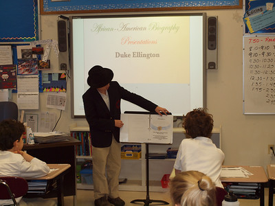 4W African American Biography Presentations