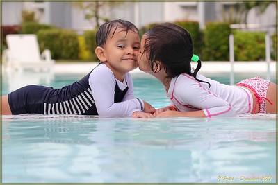 N Hotel Weekend Swim
