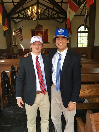 Spring College Commitments